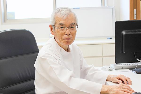【画像】院長 加藤進